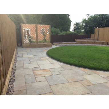 Patio & Paving Installations