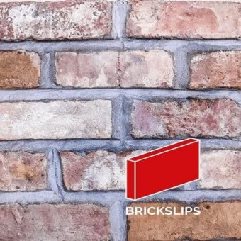 Cheshire Red Blend Reclaimed Brickslips