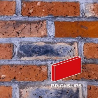 Leamington Spa Pressed Machine Edge Brickslips