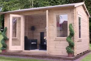 Mercia Garden Structures and Outbuildings