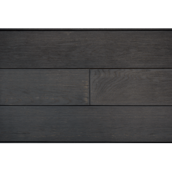 Millboard Enhanced Grain Decking – Burnt Cedar Planks