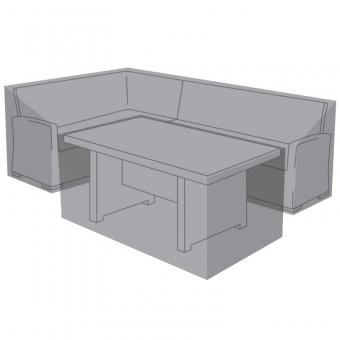 Weatherguard Cover for Nova Ciara Left Hand Corner Dining Set