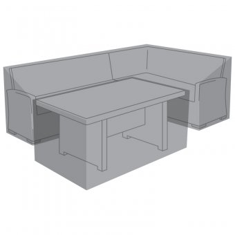 Weatherguard Cover for Nova Ciara Right Hand Corner Dining Set
