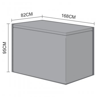 Weatherguard Cover for Nova - Storage Box Cover - Large
