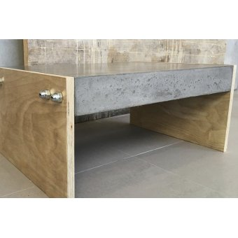 Bespoke Polished Concrete Furniture
