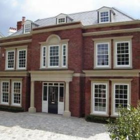Stunning Cast Stone Portico's now available to order