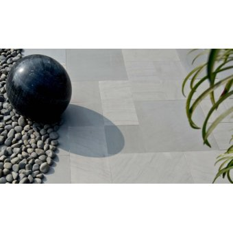 Strata Elegance Barga Sandstone Paving Slab 11.52m2 Patio Pack - £58.22 p/m2
