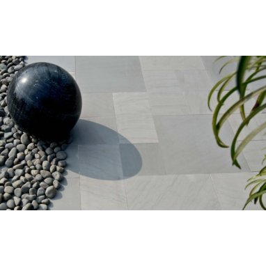 Strata Elegance Barga Sandstone Paving Slab 11.52m2 Patio Pack - £64.24 p/m2