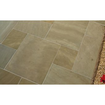 Strata Elegance Forli Paving Slab 11.52m2 Patio Pack - £59.55 p/m2