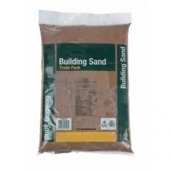 Building Soft Sand - 25kg bag