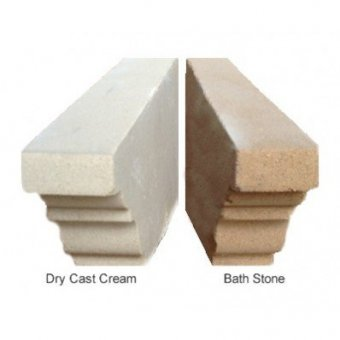 Dry Cast Stone - SAMPLE
