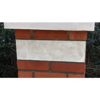 22 Inch, 560mm Cast Concrete Block String Course