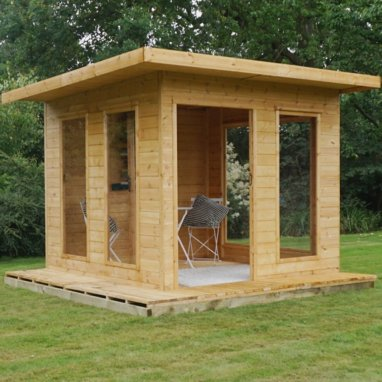 Mercia Cube Summerhouse 2.9m x 2.9m