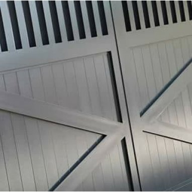 Aluminium Ranch Gates