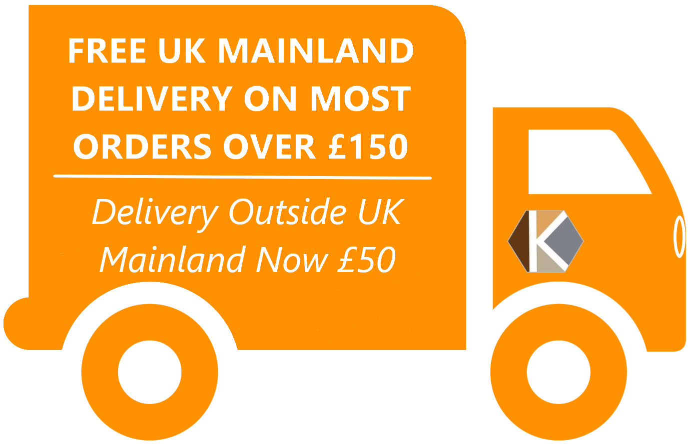 Free UK Mainland Shipping When You Spend Over £150
