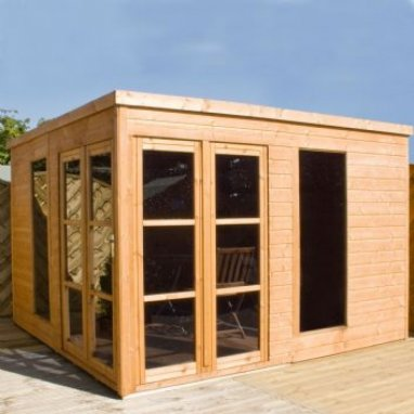 Mercia Garden Room Pool House 10' by 10'