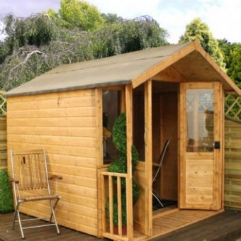 Mercia Traditional Summerhouse