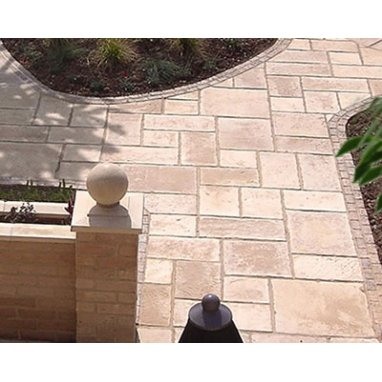 Olde York Paving Slab Patio Kit -  £24.00 p/m2
