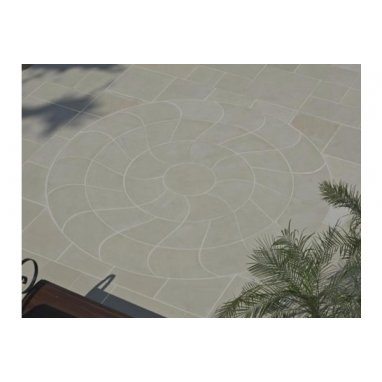 Strata Stones - Circle Collection - Elegance - Rimini Circles (Mirage)