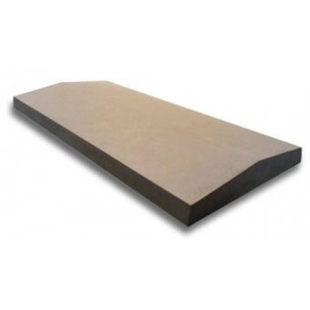 Twice Weathered 5.5 inch 1 Brick Coping Stone (140mm x 600mm) - UK Made